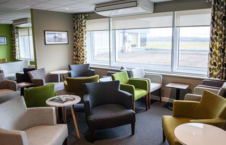 Exeter international airport fruition interior design for Interior design agency uk