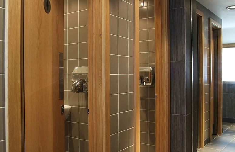 toilet block interior design restaurant pizza express barnstable