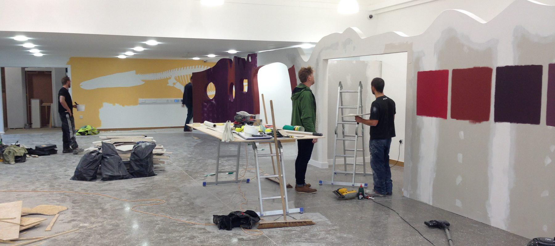 seaton jurassic devon behind the scenes paint choices interior design