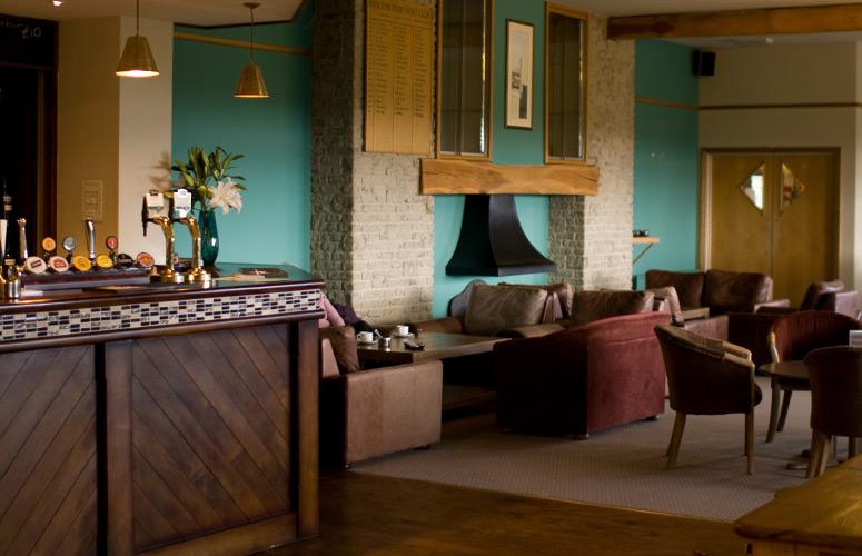 Dainton park golf club fruition interior design for for Interior design agency uk