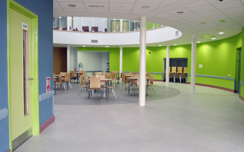 Wynstream Primary School Fruition Colour Theory And Interior Design