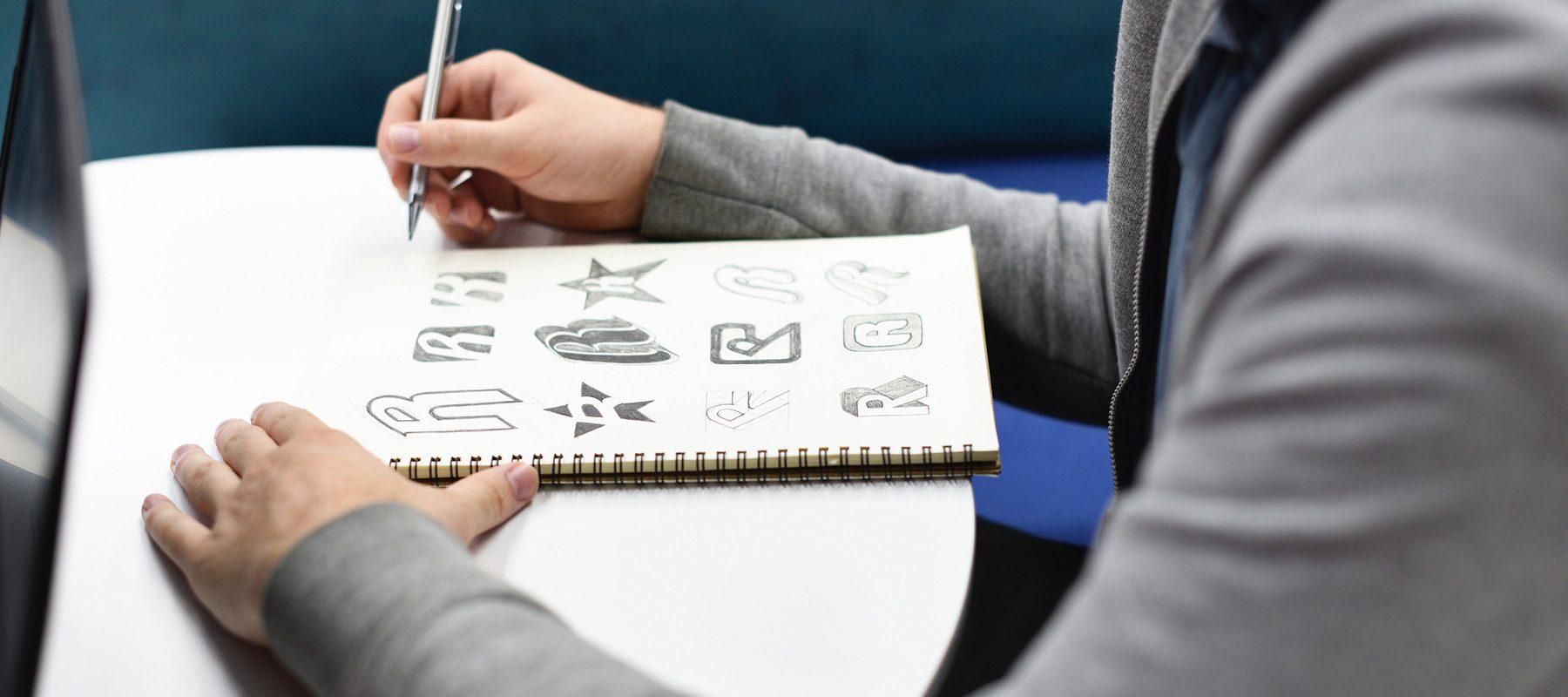 create successful brand identity design