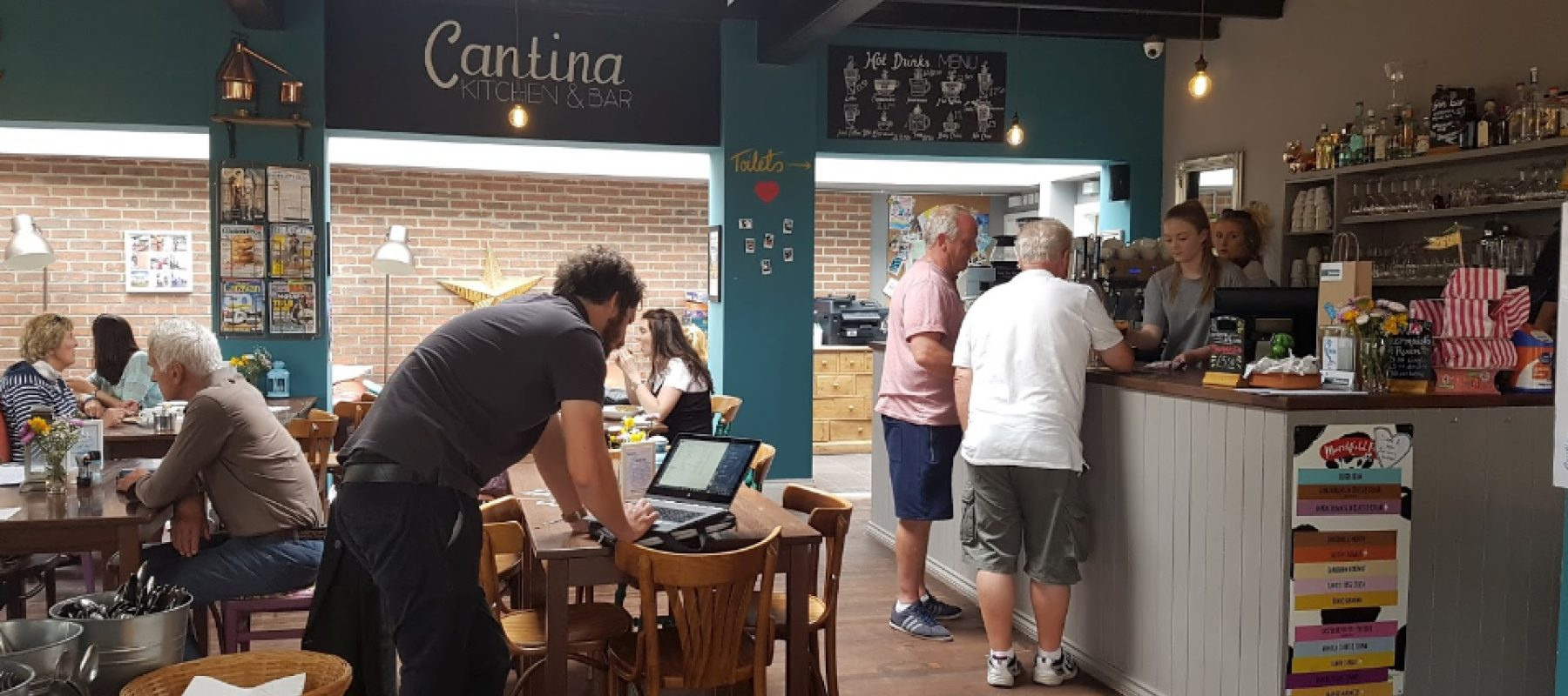 Cantina Kitchen & Bar: The Client Story