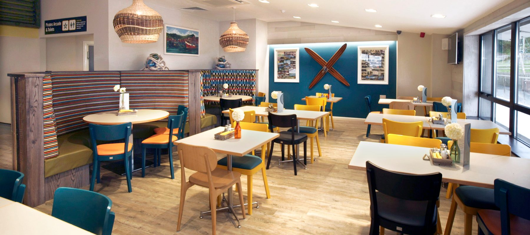 ladram bay holiday park fruition leisure interior and