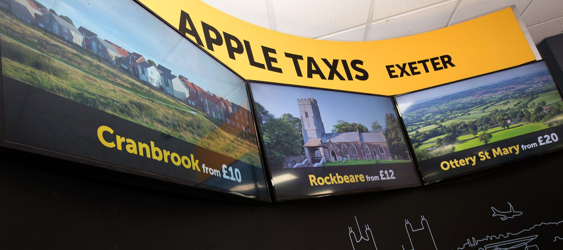 It's Location, Location, Location for Apple Taxis