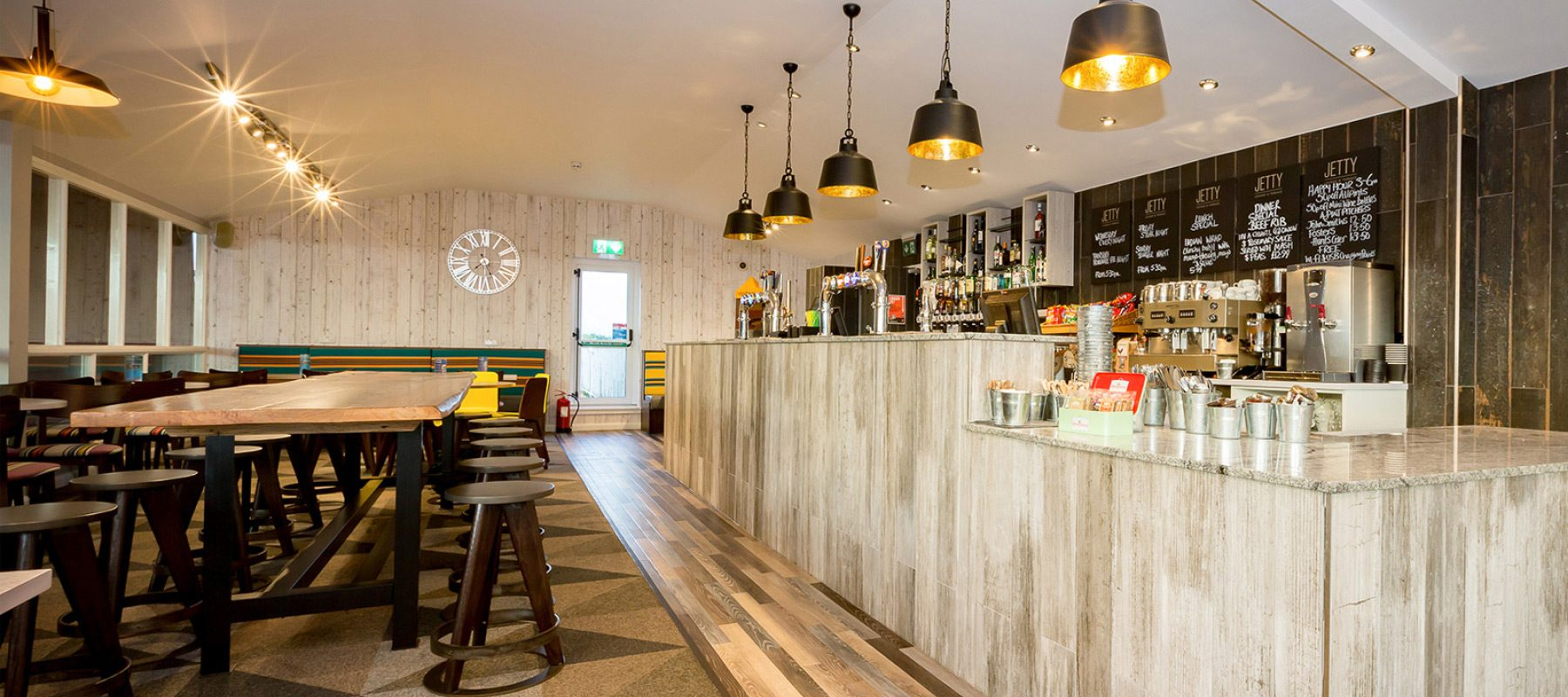 refit refurbishment restaurant interior design